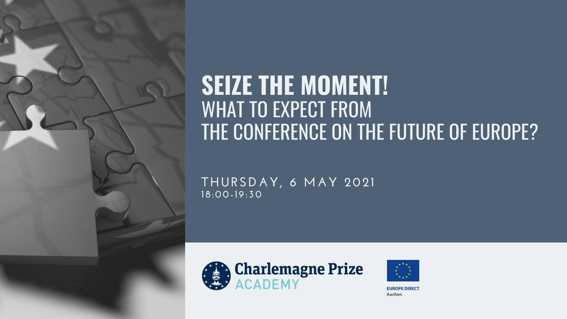 Seize the Moment - What to expect from the Conference on the Future of Europe